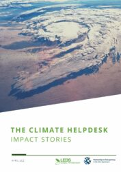 The Climate Helpdesk – Impact Stories
