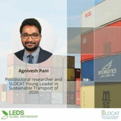 Moving Forward Series #3: Sustainable Freight Transport in the Aftermath of the Pandemic